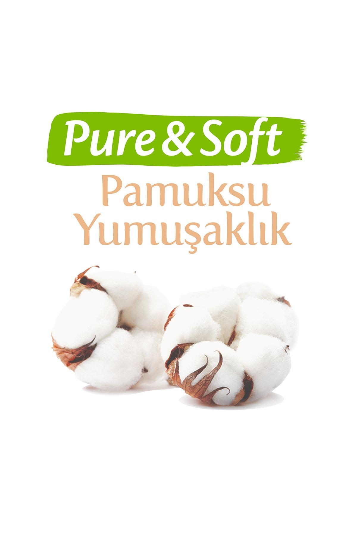 Molfix Pure&Soft Bebek Bezi 5 Beden Junior Aylık Fırsat Paketi 88 Adet 2