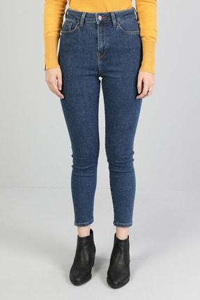 Colin's Koyu Mavi Kadın Pantolon CL1046126 3