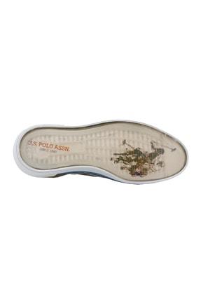 US Polo Assn PENELOPE Haki Erkek Sneaker 100248653 4