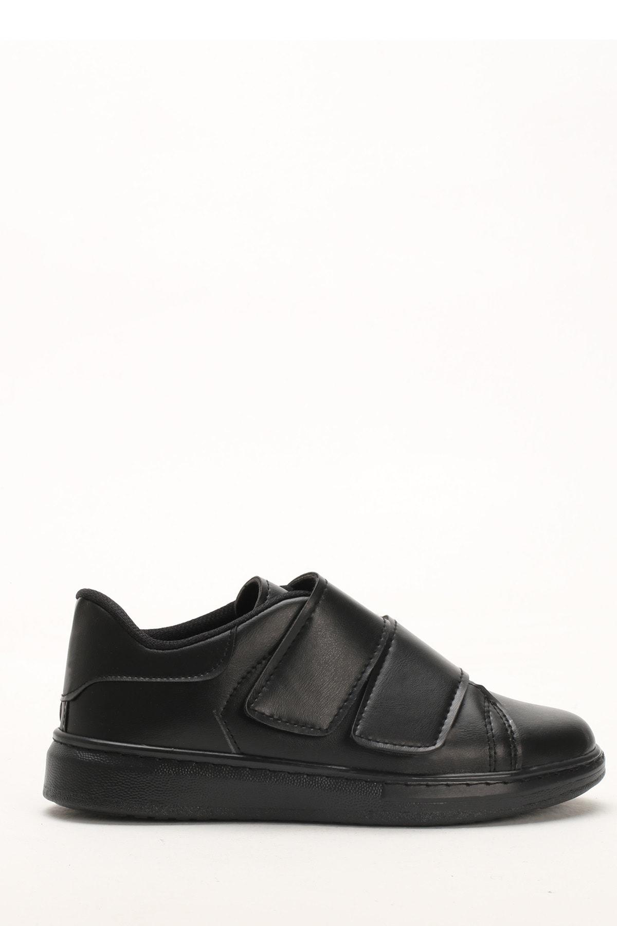Siyah Kadın Spor Ayakkabı M4000-19-101003R