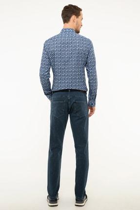 Pierre Cardin Lacivert Slim Fit Denim Pantolon 2