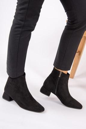 Fox Shoes Siyah Kadın Bot G922777702 0