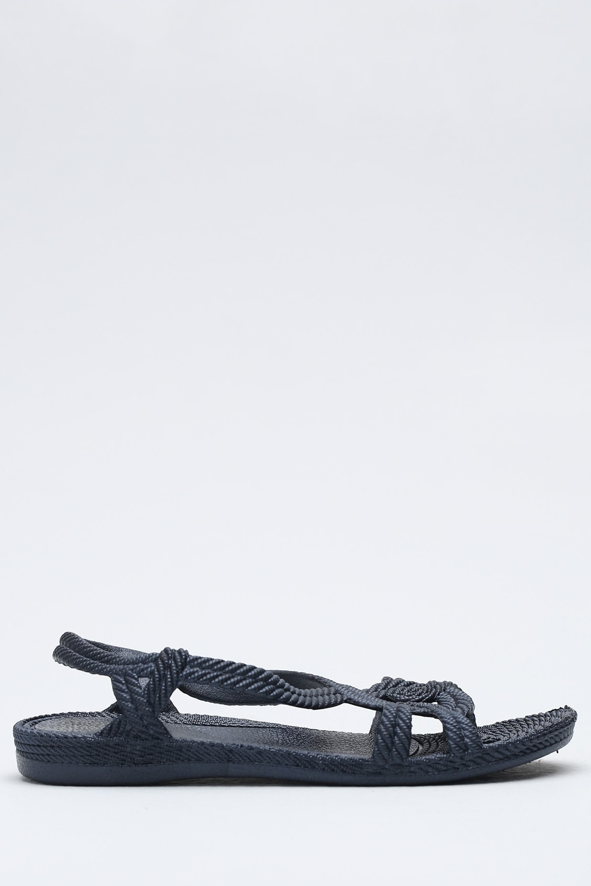 Ayakkabı Modası Lacivert Kadın Sandalet M9999-19-100244R 2