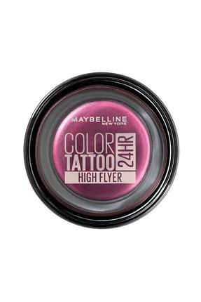 Maybelline New York Krem Göz Farı - Color Tattoo 24HR 250 High Flyer 3600531581565 0
