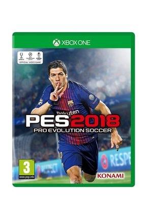 Konami Pes 2018 Xbox One Oyun 0