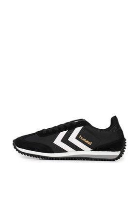 HUMMEL Freeway Siyah Beyaz Unisex Sneaker Ayakkabı 0