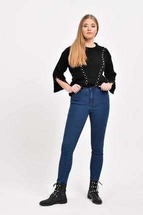 Picture of Kadın Blue Violet 025 Denim Pantolon RD20KB010837