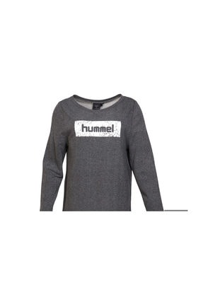 HUMMEL Kadın Sweatshirt - Hmlmanuj Sweat Shirt 1