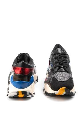 Jeep Ayakkabı Siyah Kadın Spor Ayakkabı 9K2SAJ0140 3