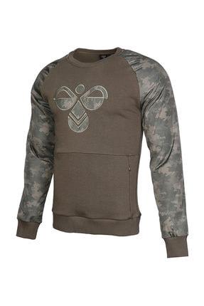 HUMMEL Erkek Sweatshirt Auberto 920638-6119 1