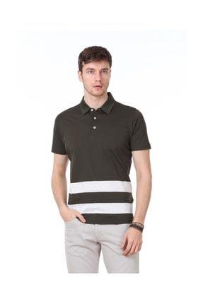 Ramsey Jakarlı Örme T-Shirt - RP10113772 2