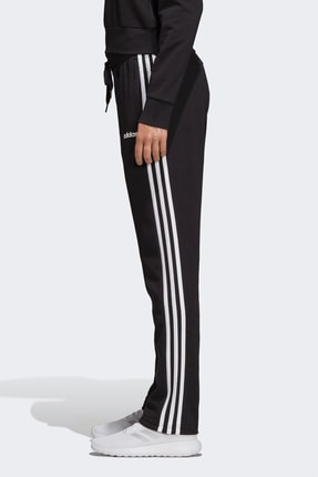 adidas W E 3S PANT OH Siyah Kadın Eşofman 100403513 2