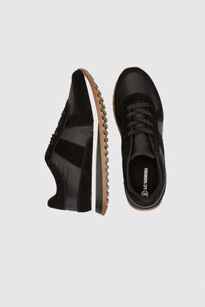 LC Waikiki Kadın Siyah Sneaker 9W8947Z8 1