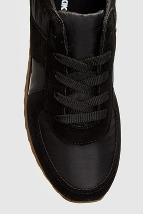LC Waikiki Kadın Siyah Sneaker 9W8947Z8 4