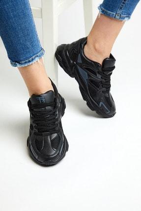 Tonny Black Siyah Unisex Sneaker TB252-0 3