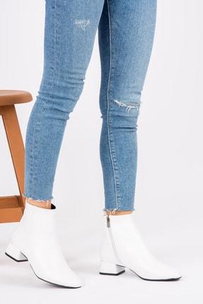 Fox Shoes Beyaz Kadın Bot & Bootie G922777709 1