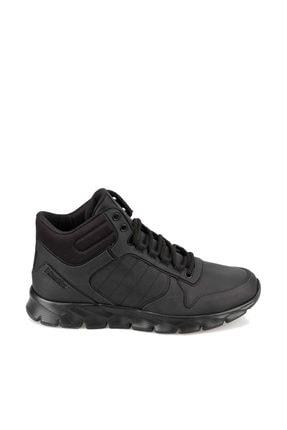 Kinetix Oka Mıd Pu 9pr Siyah Erkek Sneaker Hi 1