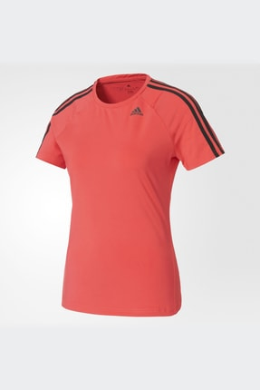 adidas D2M TEE 3S Kadın Tişört 2