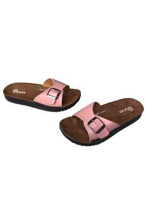 Kadın Tokalı Ev Içi Ve Dışarı Günlük Kullanım Terlik Modelleri- Adım Adım Ayakkabı 00150