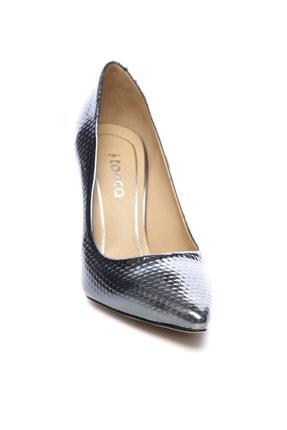 Kemal Tanca Pembe Kadın Vegan Stiletto Ayakkabı 22 967 BN AYK 1