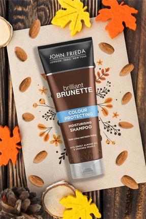 John Frieda Kahverengi Saçlara Özel Renk Koruyucu Nemlendirici Şampuan 2