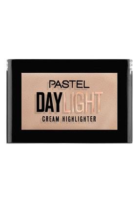 Pastel Krem Aydınlatıcı - Daylight Cream Highlighter 11 Sunrise 8690644008115 0