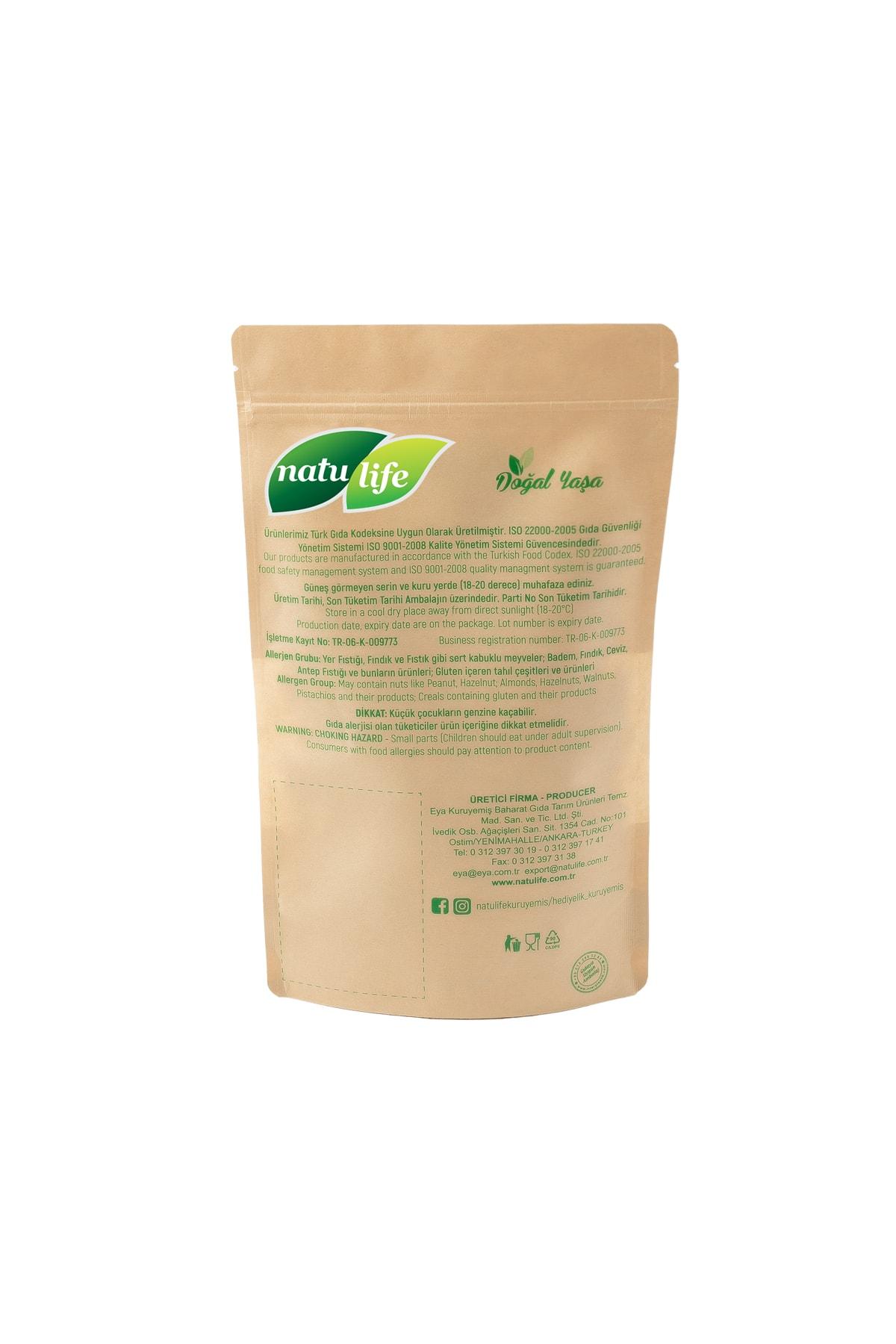 Natulife Fıstık Içi Tuzlu 1 Kg.