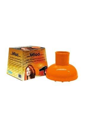 Johnson Wigo Saç Kurutma Fön Makinesi Başlığı Turuncu (Difüzör / Vigo 0