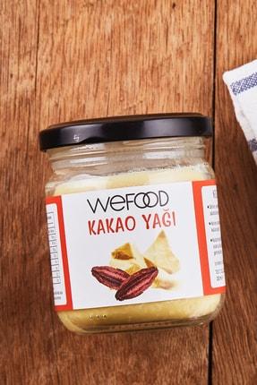 Wefood Organik Kakao Yağı 150 ml 1