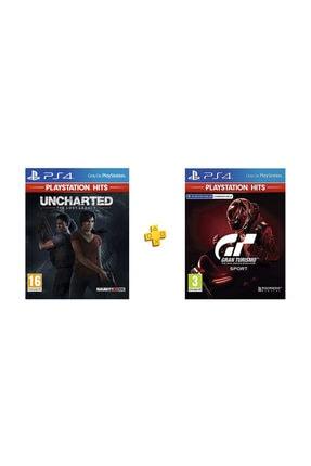 Sony Uncharted Kayıp Miras PS4 + Gran Turismo Sport PS4 Paketi 0