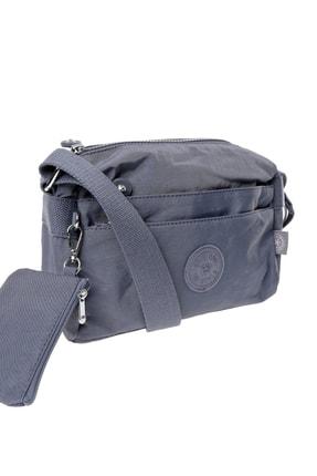 Smart Bags Kadın Füme Omuz Çantası 1