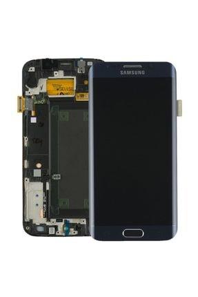Samsung Galaxy S6 Edge Lcd Ekran Dokunmatik Revize Siyah 0