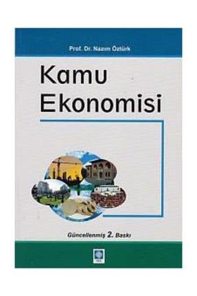 Tekin Yayınevi Kamu Ekonomisi Nazım Öztürk 0