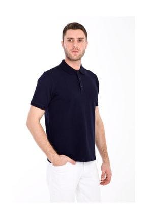 Kiğılı Erkek Polo Yaka Slim Fit Tişört 0