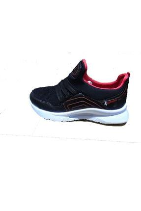 Unisex Cocuk Bagciksiz Ayakkabı kiddo siyah