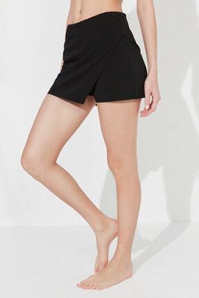 Penti Siyah Skirt Deniz Şortu 1