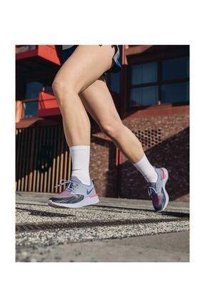 Nike Kadın Mor Odyssey React Flyknıt Yürüyüş Ayakkabısı 2 Ah1016-500 Ah1016-500 2