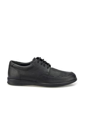 Polaris 160001.M Siyah Erkek Klasik Ayakkabı 100500842 1