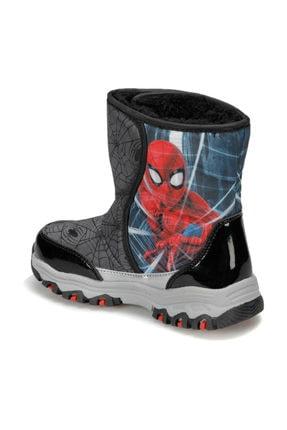Spiderman 92.ALBAN.P Siyah Erkek Çocuk Kar Botu 100406201 0
