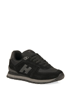 Hammer Jack Hakiki Deri Erkek Siyah-Füme Ayakkabı 101300 10219250M 0