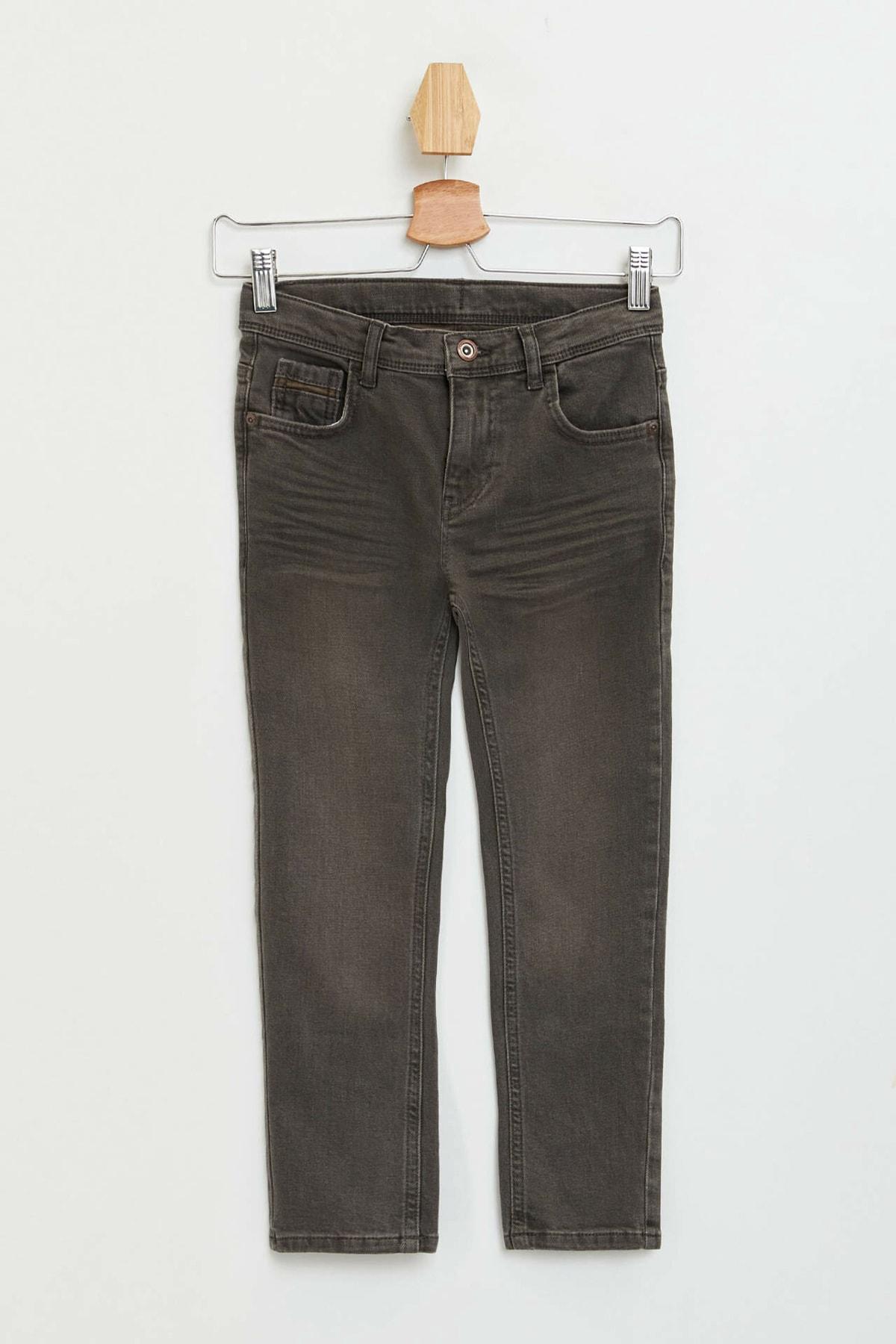 Erkek Çocuk Slim Fit Jean Pantolon M5598A620SP
