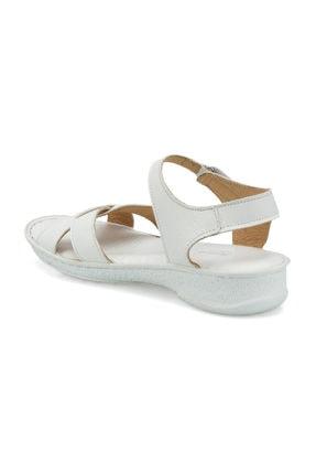 Polaris 103089.Z Beyaz Kadın Sandalet 100509758 2
