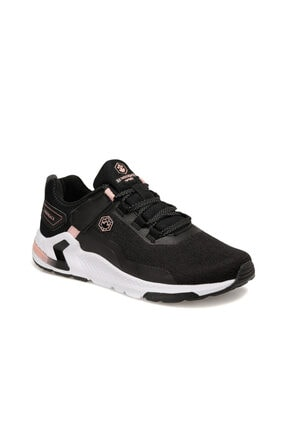 Lumberjack WORLD WMN Siyah Kadın Koşu Ayakkabısı 100548034 0