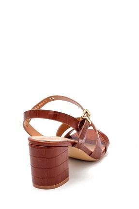 Derimod Kadın Kroko Desenli Sandalet 3