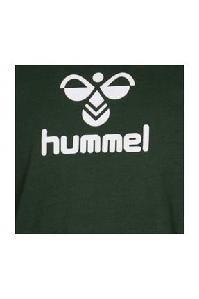 HUMMEL Erkek Yeşil Tişört 2