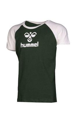 HUMMEL Erkek Yeşil Tişört 1