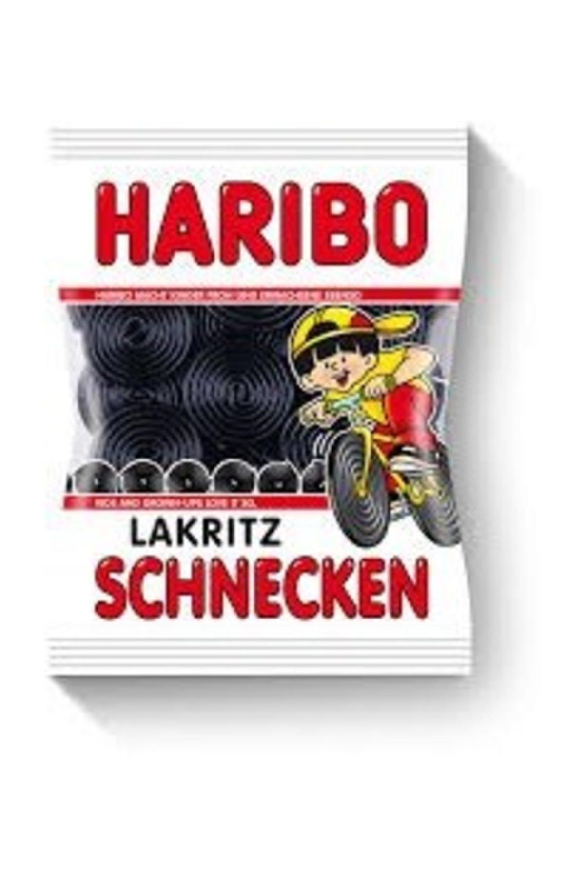 Harıbo Lakrıtz Schnecken 200 Gr