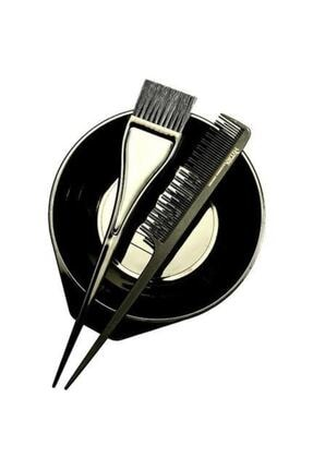Hydra 9030 Saç Boyama Seti (Boya Kabı+fırça+tarak) 0