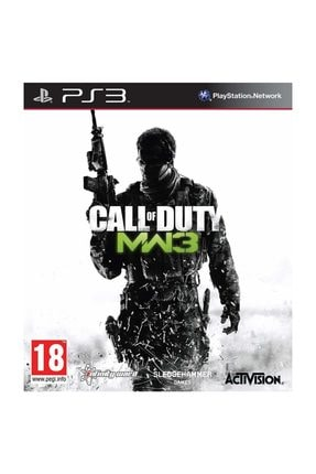 Activision Call Of Duty Modern Warfare 3 PS3 Oyun 0