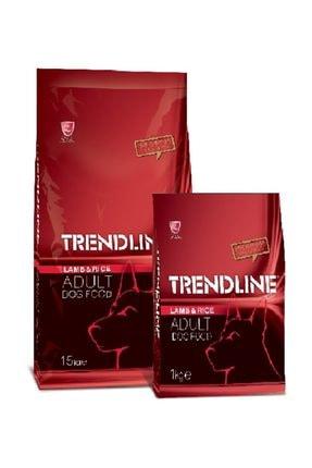 Trendline Trendlıne Kuzulu & Pirinçli Yetişkin Köpek Maması 15 Kg + 1 Kg 0